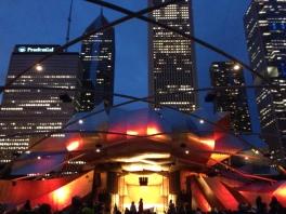 Millenium Park Beethoven Concert Aug. 19