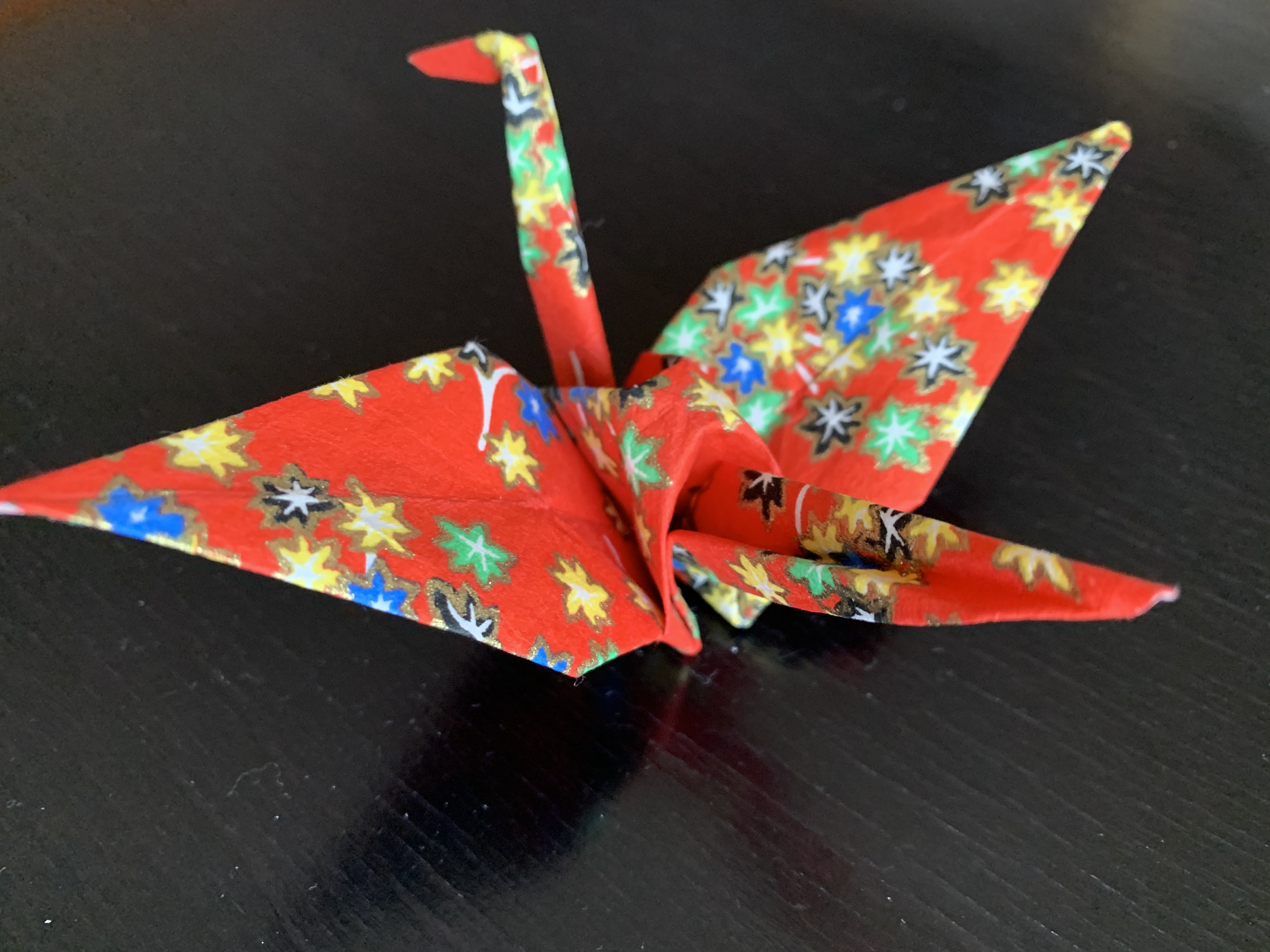 Crane japonais