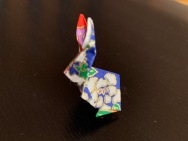 Mini lapin japonais